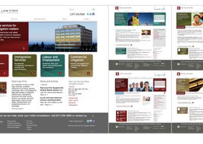 Pace Drupal Website