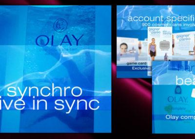 Olay Synchro Event